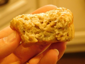 On the go Protein Oatmeal Muffins